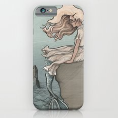 Evolution of a Mermaid Slim Case iPhone 6