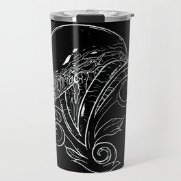 Filigree Alien Xenomorph Travel Mug