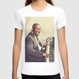 James P. Johnson, Music Legend T-shirt
