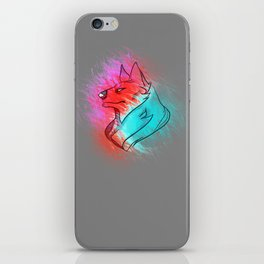 Wolf Kin iPhone Skin
