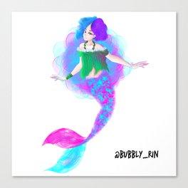 Mermaid (Original Character) Canvas Print