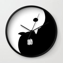 Goodnight / Oyasumi Punpun - Yin Yang Wall Clock