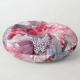 Heart Spill Floor Pillow