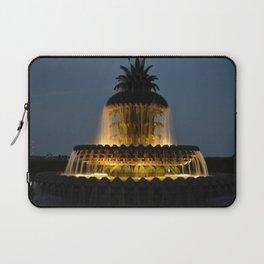 fountain lights Laptop Sleeve
