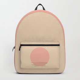 Minimal Landscape  #society6 #decor #buyart Backpack