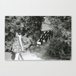 Sohee Canvas Print