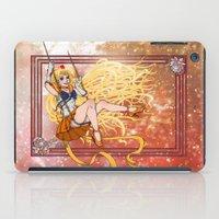 sailor venus iPad Cases featuring Sailor Venus by Teo Hoble