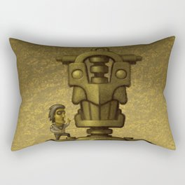 Superheroes SF Rectangular Pillow