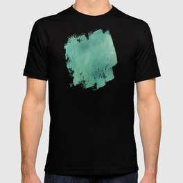 Turquoise Stone Texture T-shirt