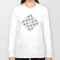 gameboy Long Sleeve T-shirts featuring gameboy by Λdd1x7