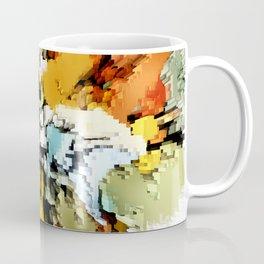 Color Blocks Explosion Coffee Mug