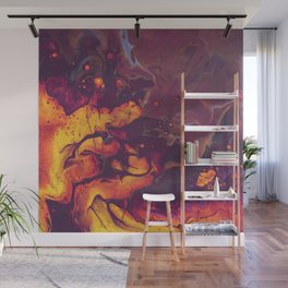 Hell Itch Wall Mural