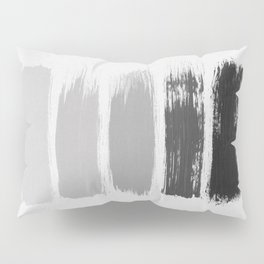 Black & White Stripes Pillow Sham