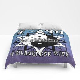 I AM - Philosopher King Comforters