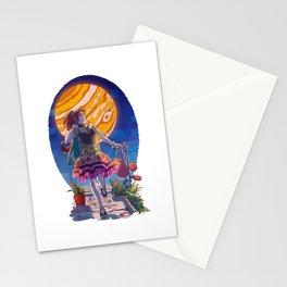 Sailor Jupiter Fashion Planet Stationery Cards