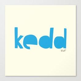 days   kedd Canvas Print
