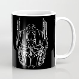 Pinstripe Prime Coffee Mug