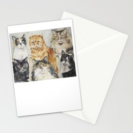 Jury's Out Stationery Cards