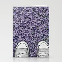 converse Stationery Cards featuring Converse by LoR.