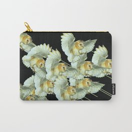 Killer Owls Carry-All Pouch