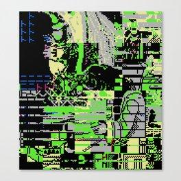 The Unleashal Of Azazel Canvas Print