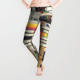 VHS Leggings