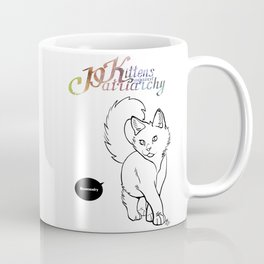 Kittens against patriarchy Coffee Mug