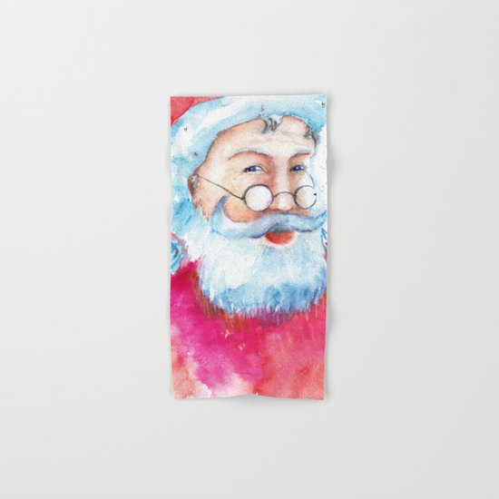 Santa Claus #2 Hand & Bath Towel
