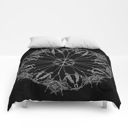 Flower Lace Comforters