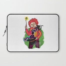 The Little Apprentice and the Magic Hat Laptop Sleeve