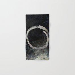 Enso #5 - Ghost Hand & Bath Towel
