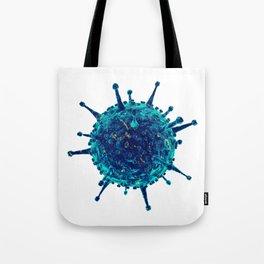 Virus Tote Bag