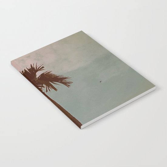 Palm Tree (vintage) Notebook