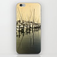 nautical iPhone & iPod Skins featuring Nautical  by Devin Stout