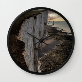 White Cliffs of England Wall Clock