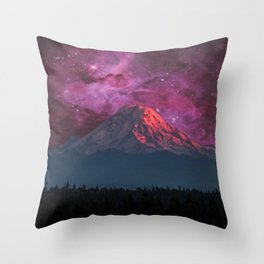 All We Need Throw Pillow