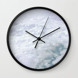 Stars in the Clouds Wall Clock