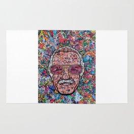 Stan Lee Mosaic Rug