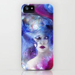 Spooky Girl iPhone Case