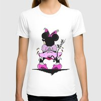 minnie mouse T-shirts featuring Minnie Mouse Gon Twerk Today by Shanice SB