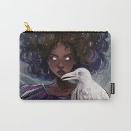 The Crow Witch Carry-All Pouch