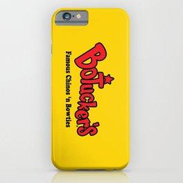 BoTucker's iPhone Case
