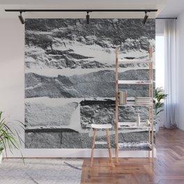 Arctic Stone Wall Mural