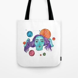 Out of this World/Out of my Mind Tote Bag