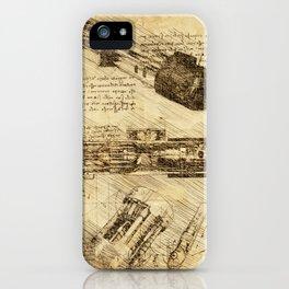 Codex: Lightsaber iPhone Case