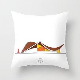 CCS_Táchira Throw Pillow