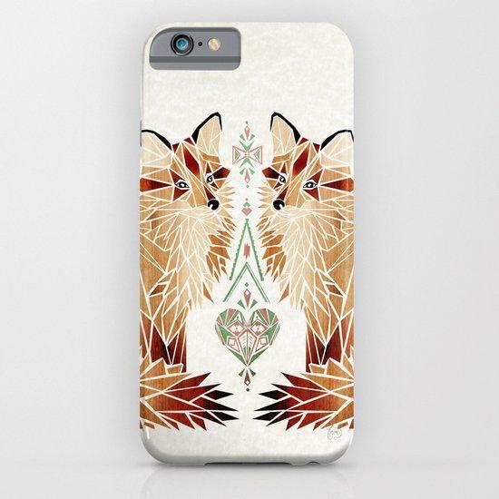 fox love iPhone & iPod Case