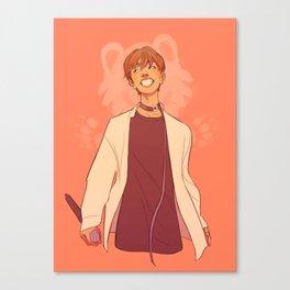 Taetae Canvas Print