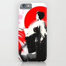 Japanese Geisha - Sakura Kyoto Slim Case iPhone 6s