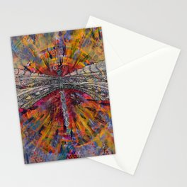 Mandala Dragon Stationery Cards
